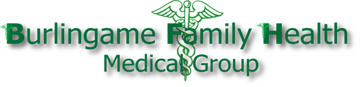 Burlingame Family Health Medical Group Logo